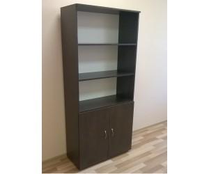 Шкаф офисный        П05.2 цвет венге