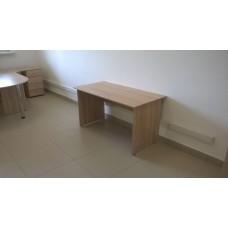 Стол офисный 1400*680*750 мм. цвет - Дуб сонома