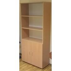 Шкаф для офиса        П05.2 цвет бук