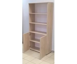 Шкаф для офиса П05.2 цвет дуб сонома