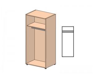 Шкаф для одежды глубокий 104413