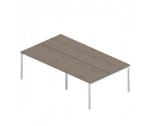 Стол комбинированный на металлокаркасе 2760х1630х750 мм