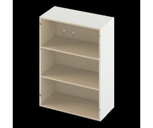 Шкаф со стеклом S-1155 800*380*1080 мм