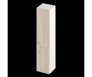 Шкаф для документов S-1165 400*380*1800 мм
