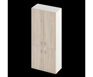Шкаф для документов S-1175 800*380*1800 мм