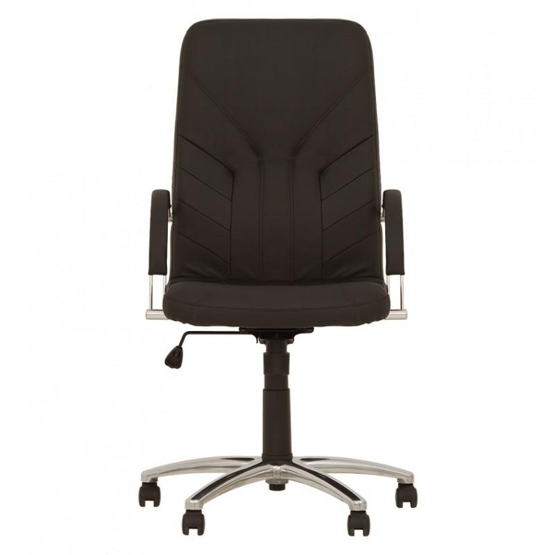 Кресло для директора MANAGER STEEL CHROME