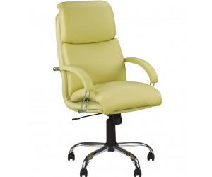 Кресло NADIR STEEL в ECO-коже