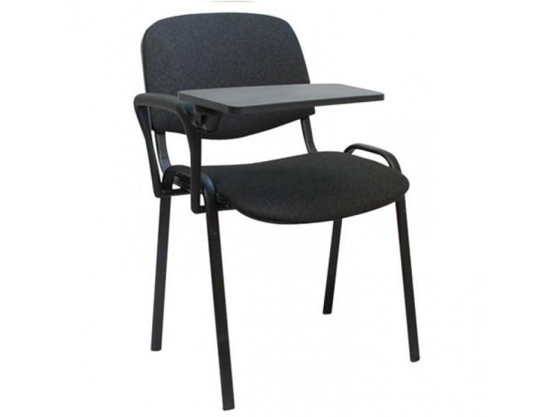 Стул для посетителя ISO black со столиком