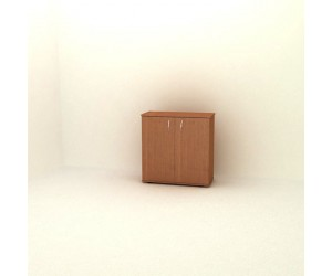 Шкаф офисный с дверцами П01.1