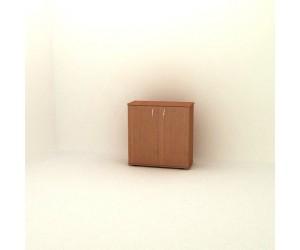 Шкаф офисный с дверцами П01-1