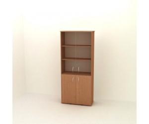 Шкаф со стеклом П05-4
