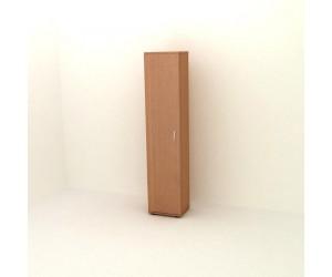 Шкаф узкий закрытый  П-06.1
