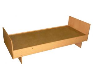 Кровать для общежитий 1992х850х700 мм