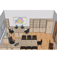 Проекты офисной мебели