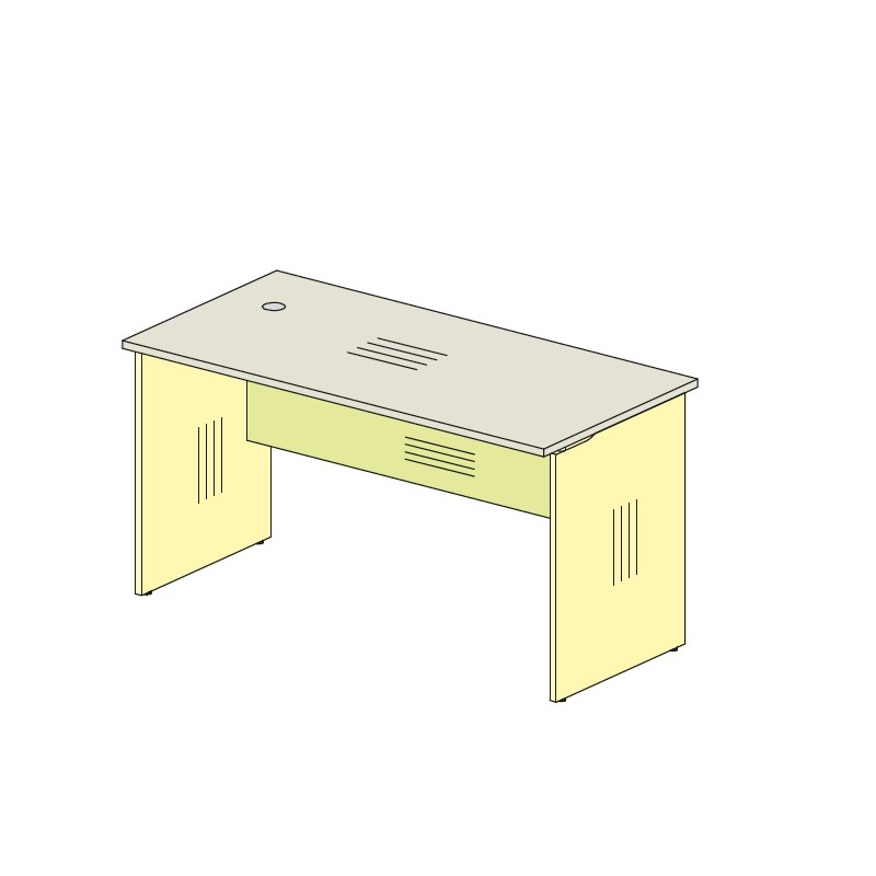 Стол письменный 76S046