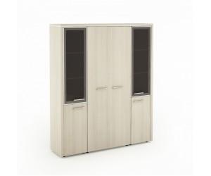 Набор шкафов Вельс-10 для кабинета руководителя