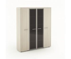 Набор шкафов Вельс-5 для кабинета руководителя