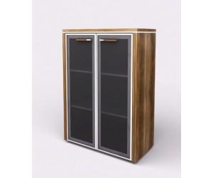 Шкаф-витрина с порталами 104813
