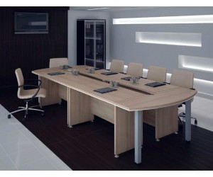 Стол для конференций Vels 3700*1400*762 мм