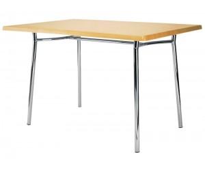 Стол для кафе Tiramisu Duo chrome