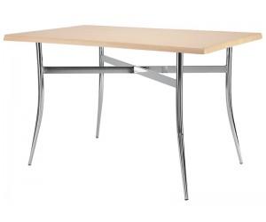Стол для кафе TRACY Duo chrome