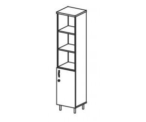 Шкаф комбинированный В420