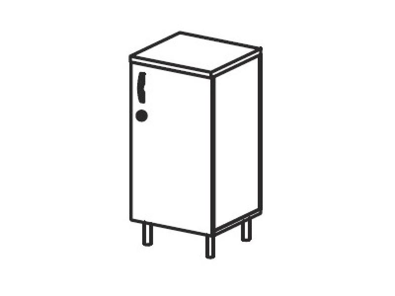 Шкаф В402