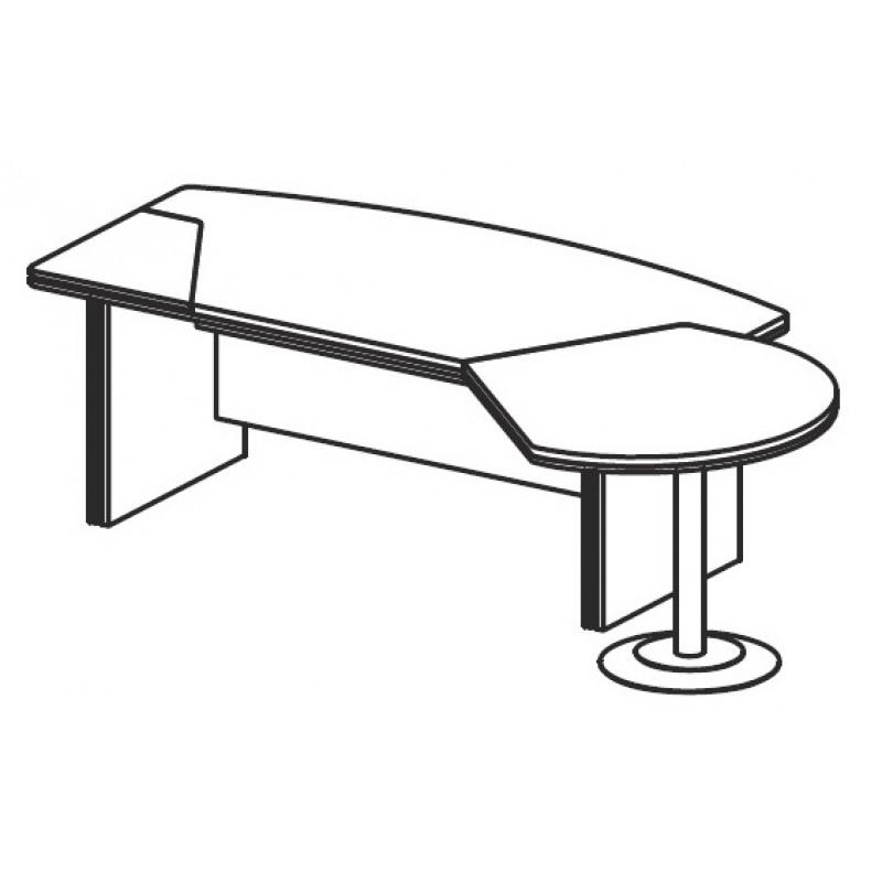 Стол руководителя ВЕ103