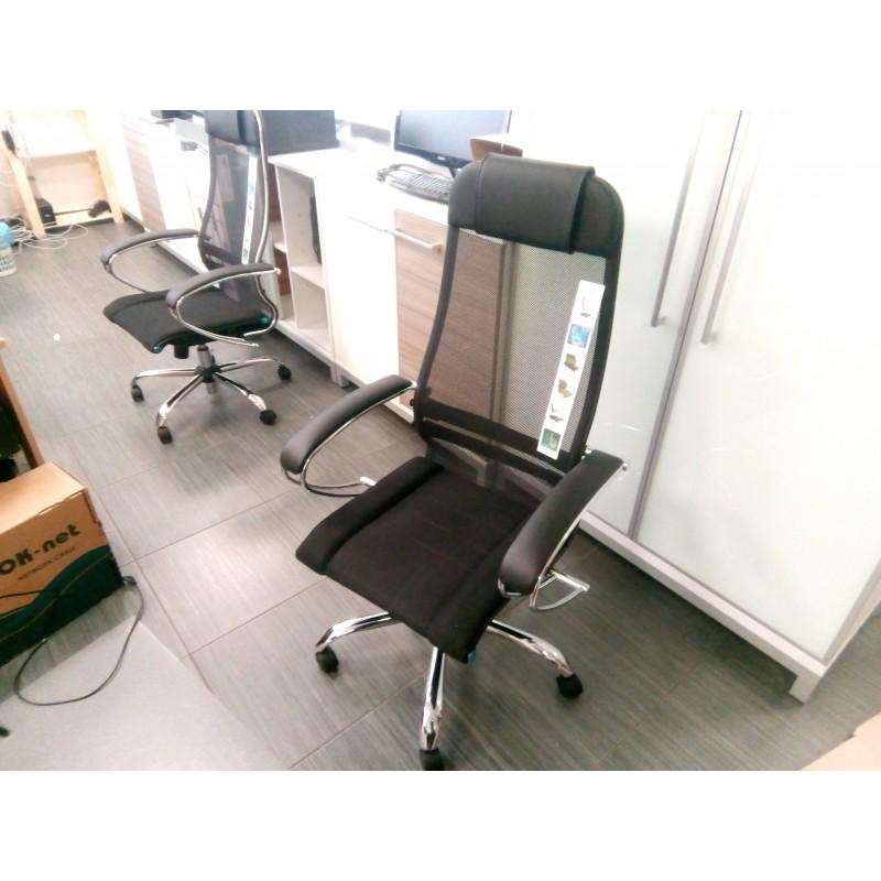 Кресло Metta BK-8 CH SU-BK