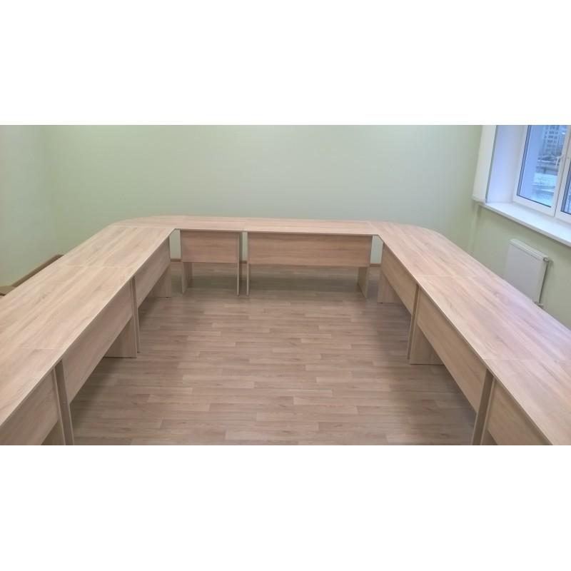 Переговорный стол на 18-20 человек. Артикул Р-18