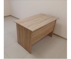Стол письменный офисный 1200*680*750 мм. цвет - Дуб сонома