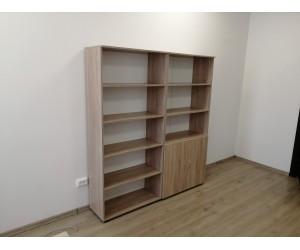 Набор шкафов для офиса П05.2-П05, дуб сонома