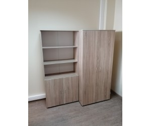 Набор шкафов для офиса П05.2-П07