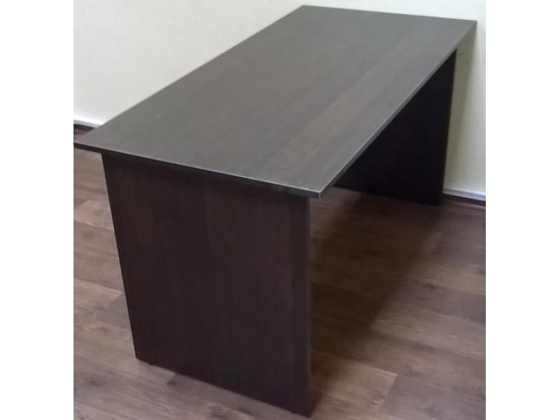Стол письменный офисный 1200*680*750 мм. цвет - венге