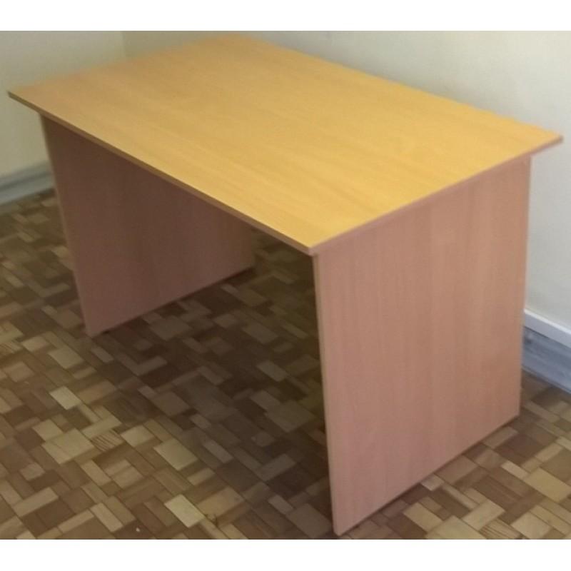 Стол письменный офисный 1200*680*750 мм. цвет - бук