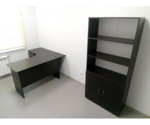 Комплект мебели в наличии (Стол+Тумба+Шкаф), венге