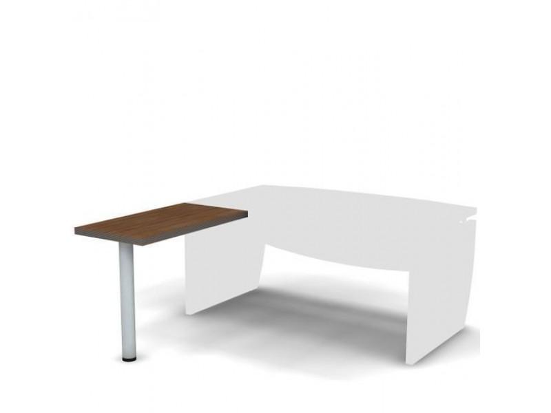 Стол приставной боковой для стола руководителя 76B503