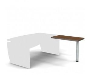 Стол приставной боковой 76В502