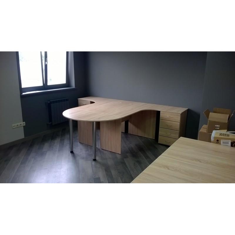 Офисный комплект мебели. В наличии!
