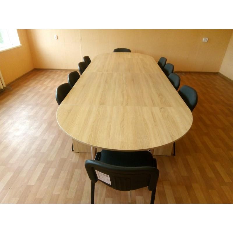 Переговорный стол на 12 человек. Артикул Р-12