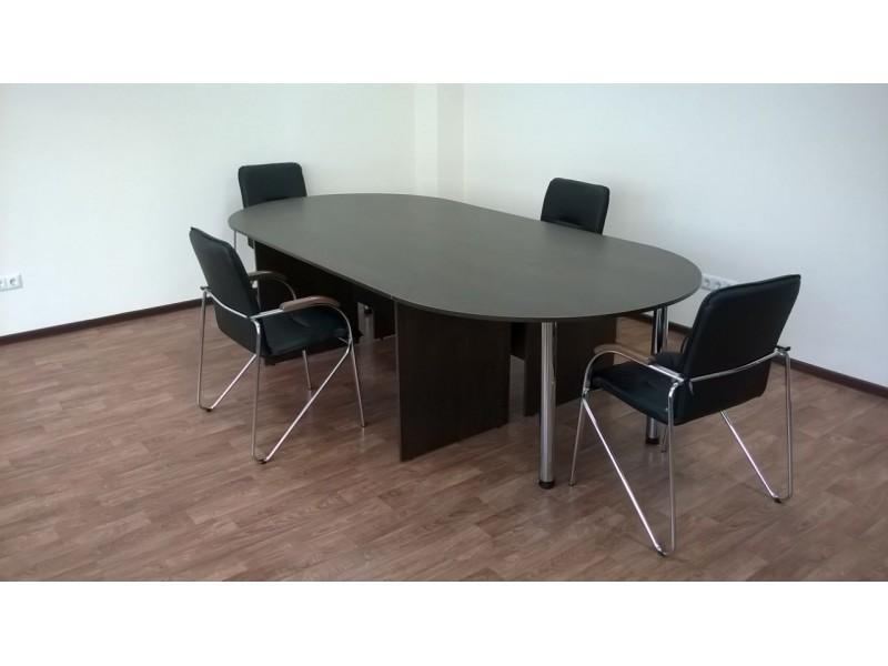 Переговорный стол на 8-10 человек. Артикул Р-8