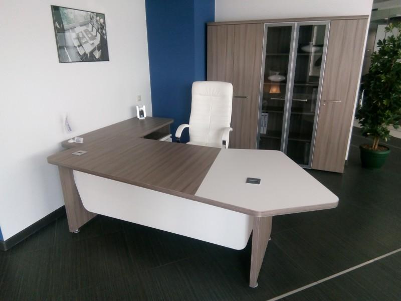 Набор мебели для руководителя Смартекс дрифтвуд