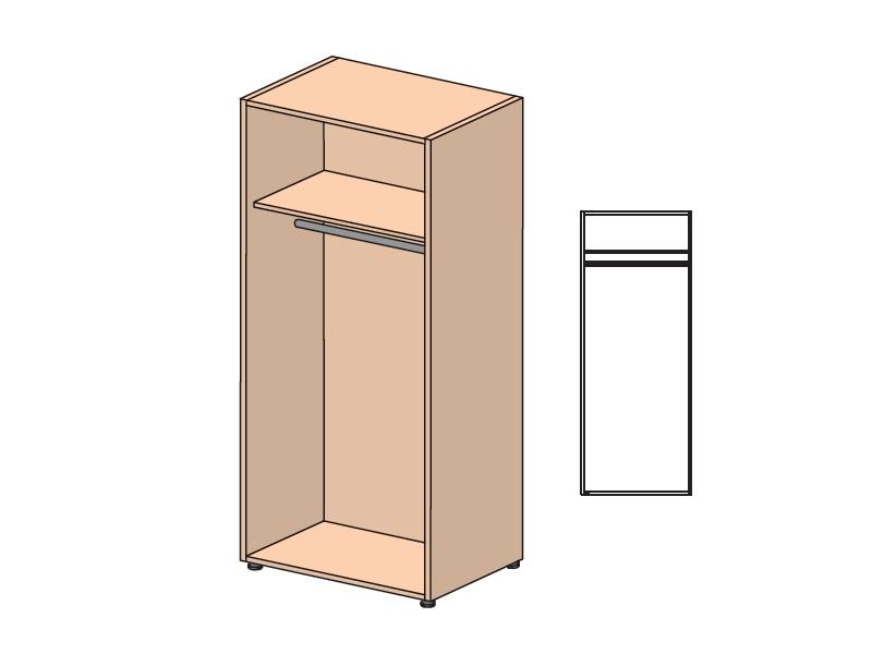 Шкаф для одежды Смартекс 104413