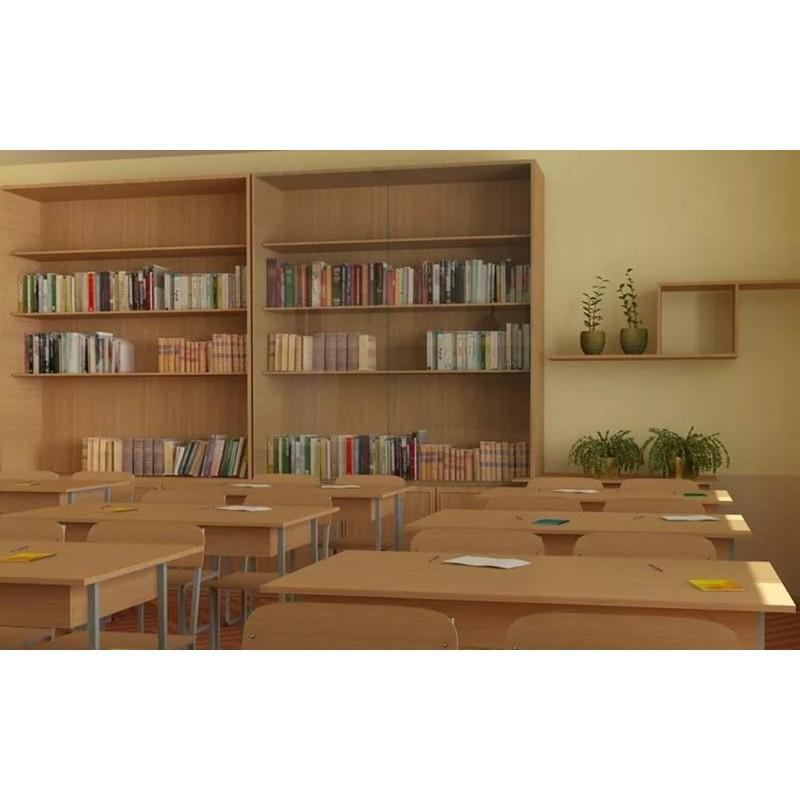 Стол ученический регулируемый по высоте