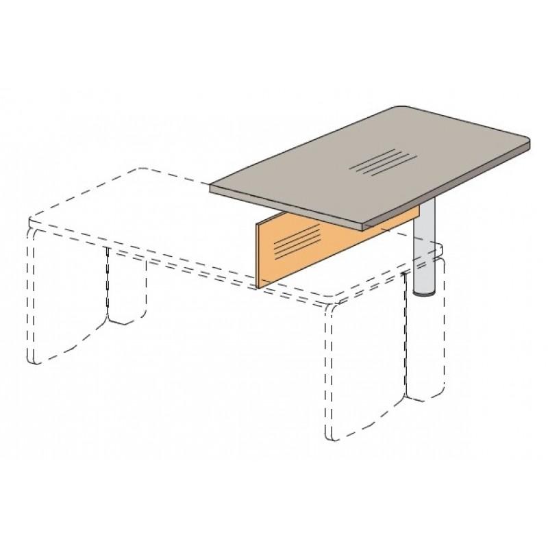 Стол приставной ДСтП 48В004