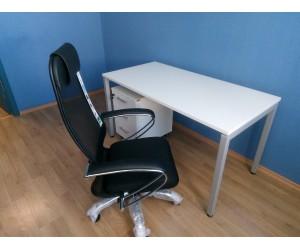 """Набор мебели """"Премиум"""" для офиса. Стол+Тумба+Кресло"""