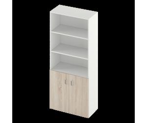 Шкаф для документов S-1173 800*380*1800 мм
