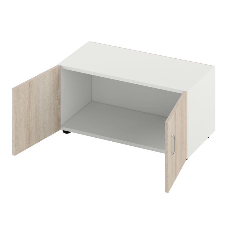 Антресоль для офисного шкафа  S-1142 800*380*360 мм