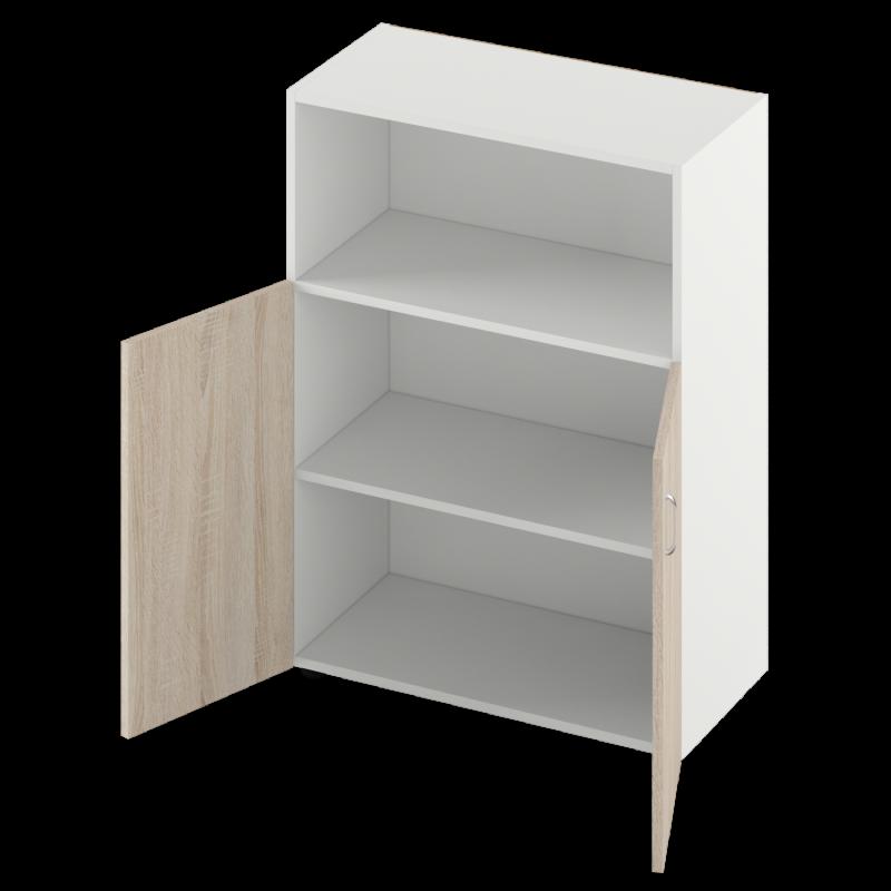 Шкаф для документов S-1153 800*380*1080 мм