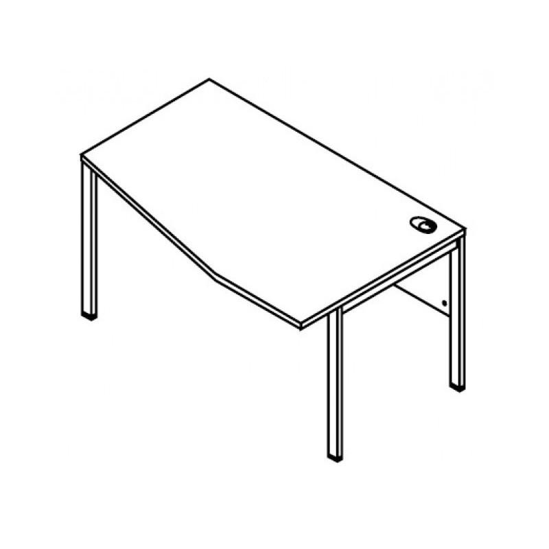 Стол эргономичный Xten XMCT 149 R